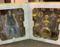 Tamashii Nations 2011 Saint Seiya Myth Cloth Power of Gold Display Stand Set