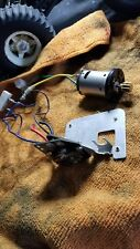 Willys M38 WILD WILLY TAMIYA 1982 Vintage 1/10 Scale R/C Speed controller /motor