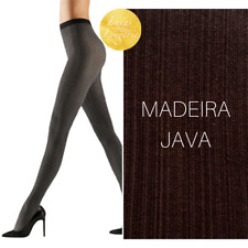 Sophia Tights Wolford ✨ L Large Madeira Java OVP ✨ Blickdichte Strumpfhose