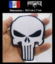 Écusson Brodé Thermocollant NEUF ( Patch Embroidered ) - The Punisher