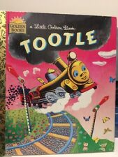LGB Little Golden Book HARD COVER   FREE POST    TOOTLE 1997
