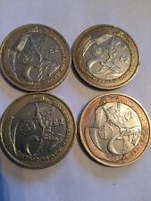 2002 Commonwealth Games £2 Pound Coins Set N. Ireland England Wales Scotland X7