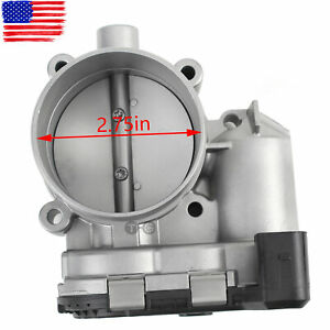 OEM Fuel Injection Throttle Body Assembly-Throttle (New) FOR Bosch