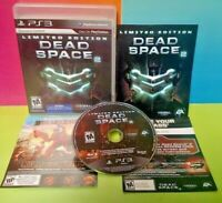 Dead Space 2 Limited Edition - Sony PlayStation 3 PS3 Game COMPLETE w/ Manual