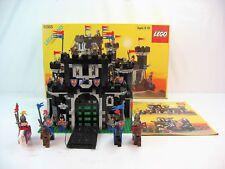 LEGO 6085 Black Monarch's Castle- 12 Minifigures- Complete w/Box & Instruction