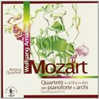 Piano Quartets K.478 K.493 - Mozart,W.A. (2013, CD NEUF)