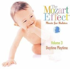 Music for Babies 3: Daytime Playtime MOZART EFFECT / CAMPBELL,DON Audio CD