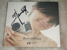 MusicCD4U - Original CD Gigi Leung Liang Yong Qi Autograph Butterfly Kisses 梁詠琪
