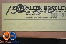 NEW ALLEN BRADLEY SP-140580 SPARE PART BUS KIT DIODE 75-200HP CONTROL 1336