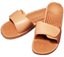 Maseur Massage Sandals -Beige or Black available: Women's Sz 11 or Mens 10