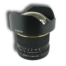 New 14mm F2.8 Ultra Wide Angle Lens for Pentax