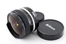 [Excellent]Nikon Fisheye-Nikkor Auto 16mm F3.5 Ai Converted Lens 685282