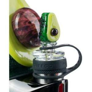 MADE IN USA EMPIRE GLASS PEAK ATTACHMENT MATCHING AVACADO SET Sent Quick from Az