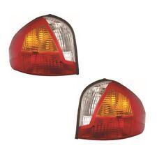 Para Hyundai Santa Fe 2000-2004 Lámparas Luces Traseras Indicador Ámbar Par so Ns