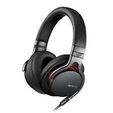 Sony MDR-1A High Resolution Headphones - Black