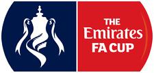 FA CUP FINAL 2018 LTD EDITION HARDBACK PROGRAMME + Man Utd Semi Final Programme