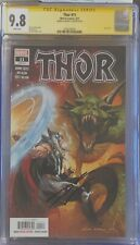 THOR #11 CGC 9.8 Signed By Donny Cates