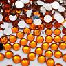 1000 Crystal Flat Back Acrylic Rhinestone Gem Diamante Bead Nail Card Decoration