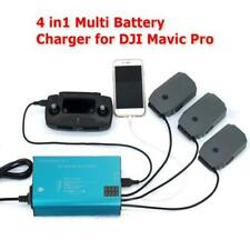 HSCM08 Battery Charging 4 In 1 Charger Hub for DJI Mavic Pro