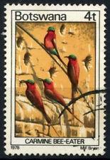 Botswana 1978 SG#414, 4t Birds Definitive Used #D48944