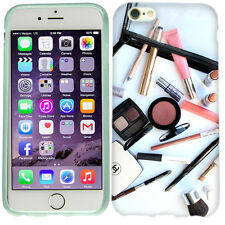 For Apple iPhone 6s Makeup Stash Case Skin Cover