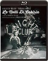 Nights of Cabiria [Blu-ray]