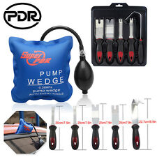 PDR Pump Wedge Pry Tool Set Panel Removal Door Car Modification Trim Upholstery