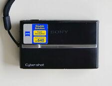 Sony Cybershot DSC-T9, schwarz, Zubehörpaket