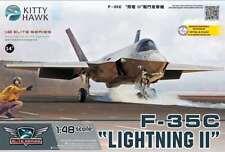 Kitty Hawk  1/48  F-35C Lighting II   #80132 *New release*