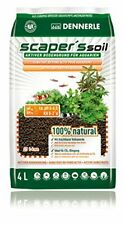 Dennerle Scaper'S Soil Active Substrate For Aquariums 4 Liter Bag