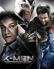X-MEN EXPERIENCE COLLECTION BLURAY 2014 4-DISC SET