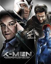 X-Men: Experience Collection X-Men / X2: X-Men United / X-Men: The Last Stand /