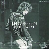 LED ZEPPELIN COLD SWEAT GERMANY 1973 3CD MOONCHILD RECORDS MC-015 HARD ROCK