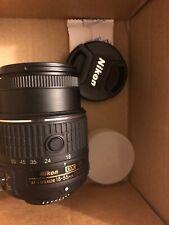 Nikon Nikkor AF-S DX 18-55mm F/3.5-5.6 VR II G Lens