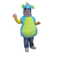 NEU Kinder-Kostüm Seepferdchen mit Kapuze, Einh.gr