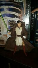 Collection de figurines avec star wars