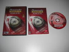 CHAMPIONSHIP MANAGER CM 01/02 Pc Cd Rom Original Release CM 01 02  FAST DISPATCH