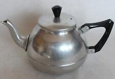 VINTAGE Retro ALUMINIUM TEAPOT Tea Pot 1.2L litre Chief