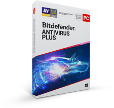 Bitdefender Antivirus Plus per Windows. ESD