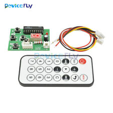 Stepper Motor Driver 2-Stage 4-Wire Adjustable Speed Controller & Remote Control