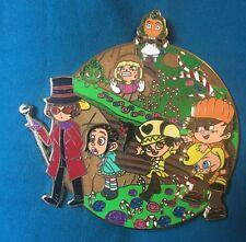Sugar Rush Wonka Chocolate Factory Disney Fantasy pin Wreck Ralph Limited 50