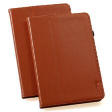 Echt Leder Cover für Apple iPad Mini 123 Schutzhülle Case Tasche Tablet braun