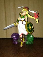 Namco x Capcom Legend of The Valkyrie No Densetsu Gashapon Prize Figure BANDAI