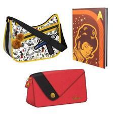 Star Trek The Original Series Uhura Gift Set Journal Make-up Bag & Purse