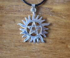 Supernatural Pentacle Pentagram Necklace