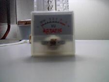 Astatic VU Meter