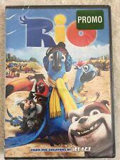 Rio (DVD, 2011)  [Spanish Subtitles] (PROMO COPY)