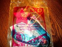 McDonald's Nickolodeon Victorious Fashion Hair Barrette Happy Meal Toy NIP#5