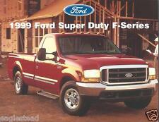 Truck Brochure - Ford -  Super Duty F-series / F-150 Raptor SVT - 2 item (T1220)