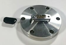 Mdc Lesker 275 9 Pin Serial Port Electrical Instrumentation Vacuum Feedthrough